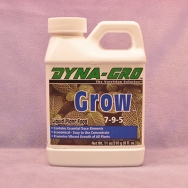 Liquid Grow Fertilizer